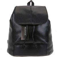 Leisure PU Leather Multi-Function Women Travel Backpack Schoolbag